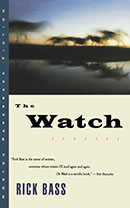 The Watch by Rick Bass cover