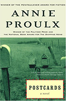 Postcards by Annie Proulx cover