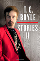 Stories II by T. C. Boyle cover