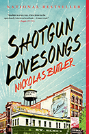 Shotgun Lovesongs by Nickolas Butler cover